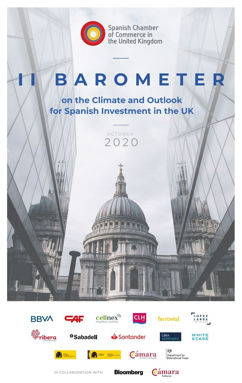 II Barometer on the Climate and Outlook for Spanish Investment in the UK